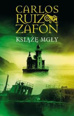okładka książki fantasy