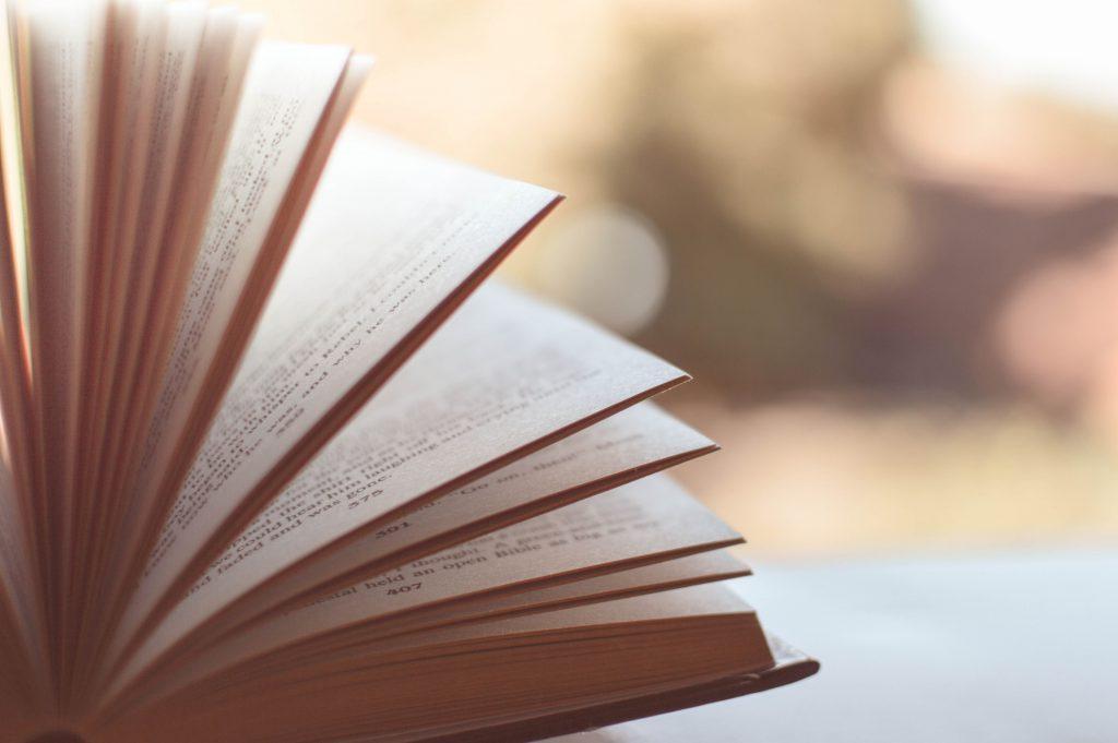 otwarta książka - wiersze